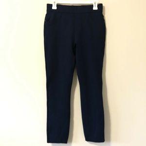 """Spanx Legging Pants Blue Size XS 0  Pockets 28"""" W"""
